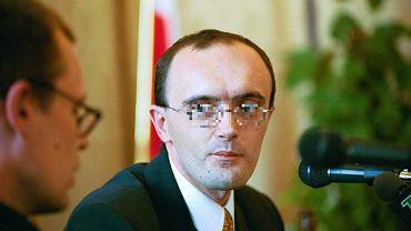 Krzysztof O. w 2000 roku