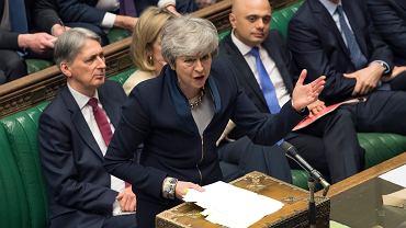 Brexit. Premier Theresa May prosi UE o przedłużenie brexitu