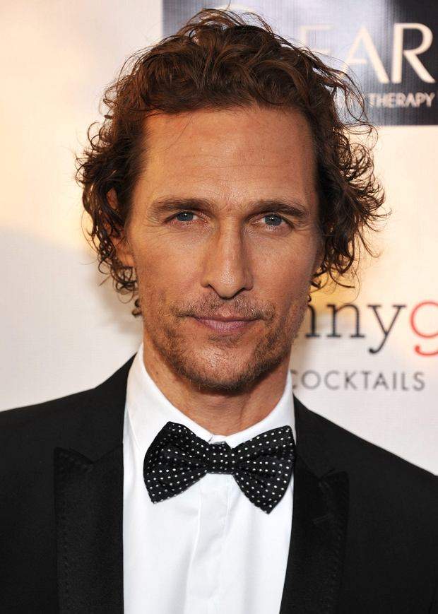 Matthew McConaughey arrives at the 18th Annual Critics' Choice Movie Awards at the Barker Hangar on Thursday, Jan. 10, 2013, in Santa Monica, Calif. (Photo by John Shearer/Invision/AP)
