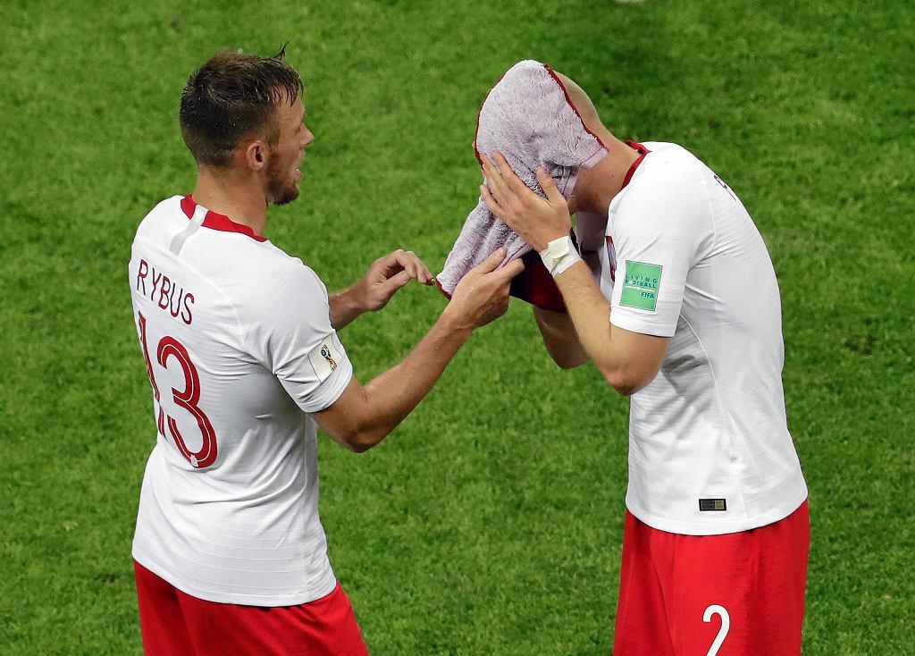 Polacy przegrali dwa pierwsze mecze mundialu w Rosji