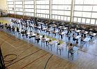 Ósmoklasiści zaczęli pisać egzamin z języka obcego bez zakłóceń
