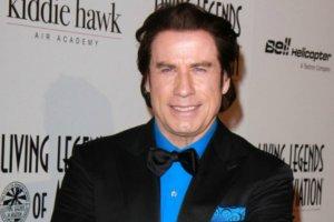 Nicole Kidman i Tom Cruise z dziećmi, John Travolta