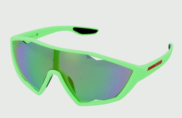 Okulary na rower