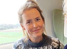 """Olga Frycz spotkała w pociągu znaną aktorkę, która pomogła jej w trudnej sytuacji. """"Ludzie nas zjedzą za te zabobony"""""""
