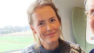Olga Frycz spotkała w pociągu znaną aktorkę, która pomogła jej w trudnej sytuacji.