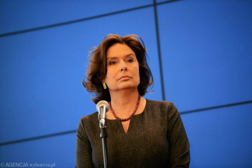 Rzeczniczka rządu Małgorzata Kidawa-Błońska