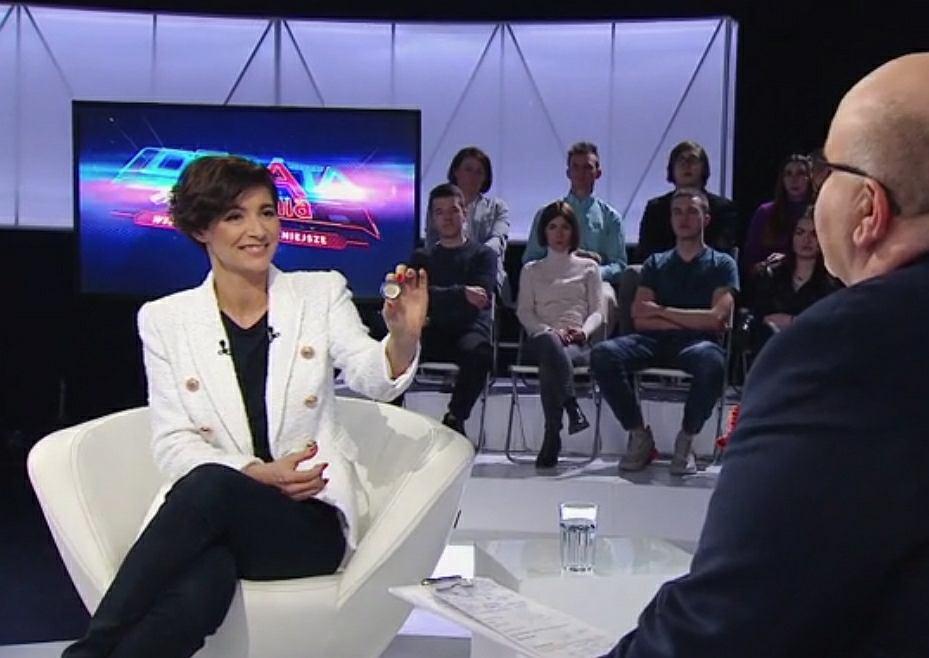 Turczynowicz-Kieryłło w Polsat News