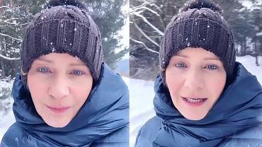 Małgorzata Kożuchowska pokazała zdjęcie sprzed lat. 'Teraz wygląda Pani o wiele lepiej' (zdjęcie ilustracyjne)
