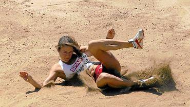 Rio 2016. Anna Jagaciak-Michalska podczas startu w Barcelonie