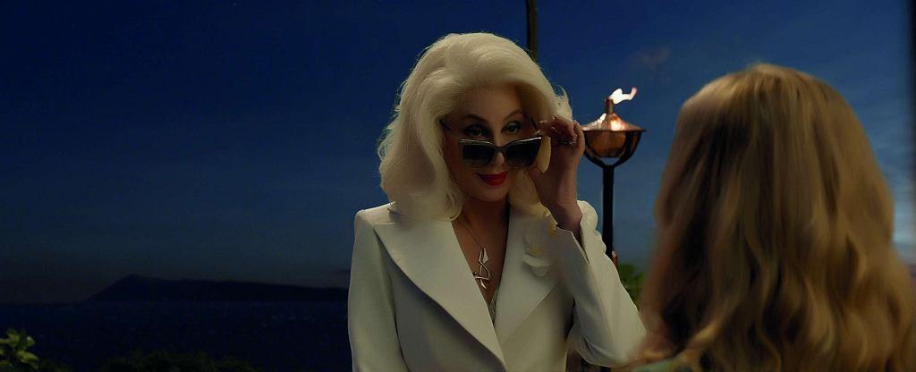 Cher w 'Mamma Mia! Here We Go Again!' / UIP