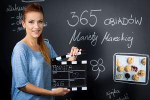 """Premiera """"365 obiadów Mariety Mareckiej"""", czyli rozpoczęcie roku kulinarnego w Kuchni+"""