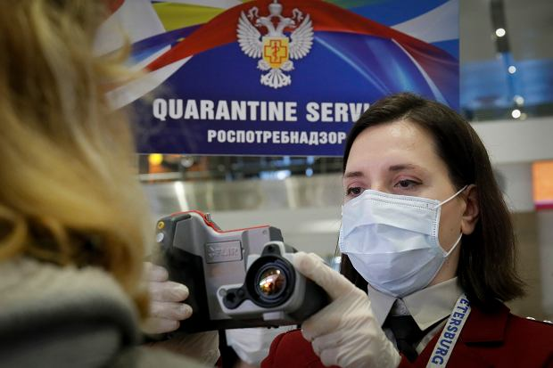 Mistrzyni olimpijska: Koronawirus to kara od Boga za obrażanie Rosji