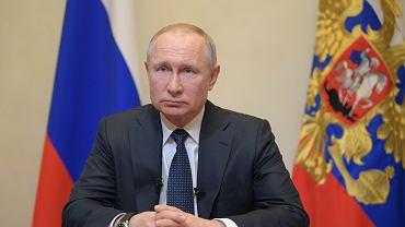 Władimir Putin przedstawił plan Rosji w związku z epidemią koronawirusa