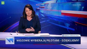 'Wiadomości' o Telekamerach 2021, 11 marca 2021.