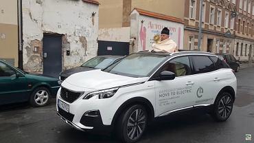 Ksiądz z Legnicy