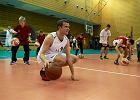 Minister sportu trenował w Ergo Arenie z dziećmi z Ukrainy [ZDJĘCIA]