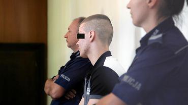 Samuel N. stanął przed sądem oskarżony o usiłowanie zabójstwa