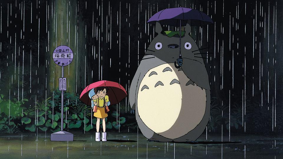 Zdjęcie numer 1 w galerii - Magia, anime i stracone dzieciństwo. Niezwykłe filmy studia Ghibli już w Netflix