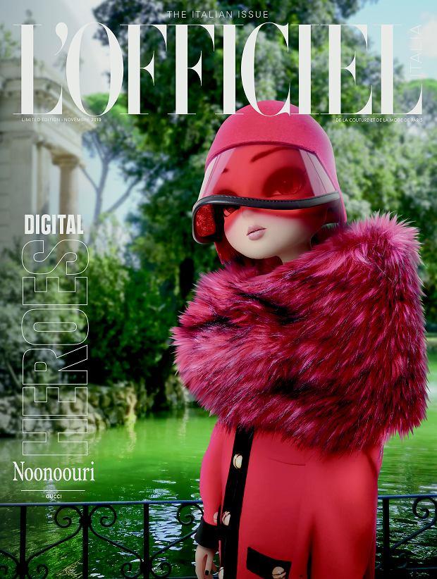 Noonoouri pomagała ostatnio ratować z pożaru koale. To sztuczne (o dziwo!) futro; jest weganką. Gościła na okładkach wielu czasopism, wspierała marki Dior, Valentino czy Marc Jacobs.
