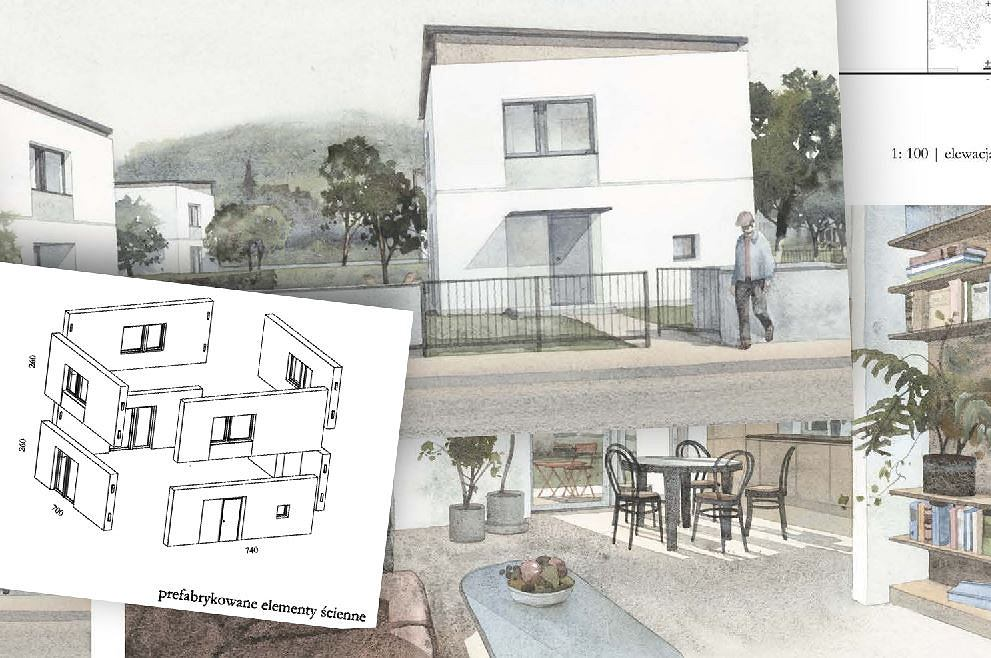 Mieszkanie Plus: Najlepsze pomysły na Modelowy Dom