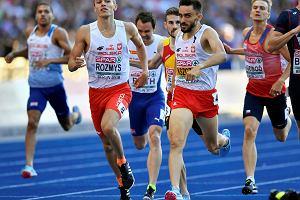 Mistrzostwa Europy w lekkiej atletyce 2018. Święty, Kszczot oraz sztafety pobiegną po medal? [Rozkład dnia]