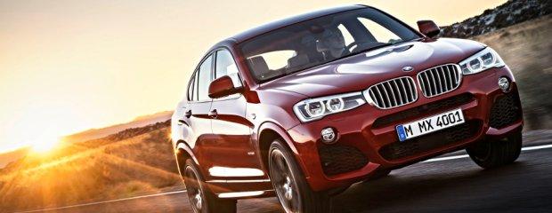 Nowe BMW X4   Kolejna nisza zapełniona