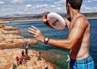 Sandslash, szalony weekend z frisbee