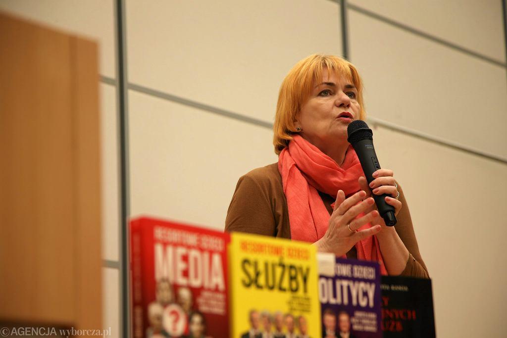 Dorota Kania z 'Gazety Polskiej' naczelną w Polska Press. Była promowana przez 'Wiadomości'