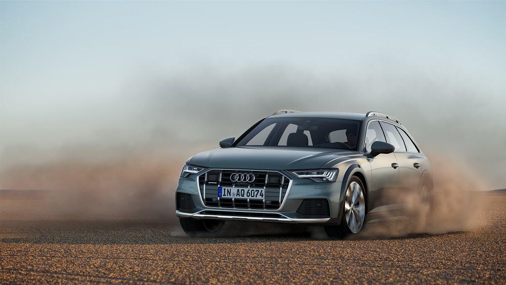Audi A6 Avant allroad quattro