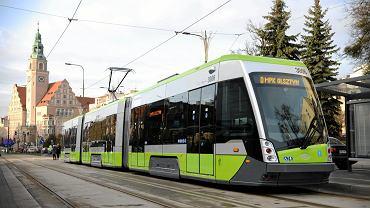 Tramwaj w Olsztynie