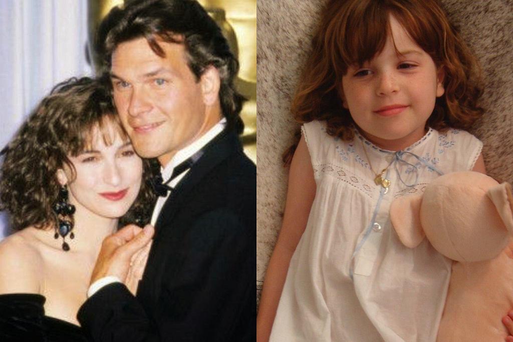 Jennifer Grey z córką
