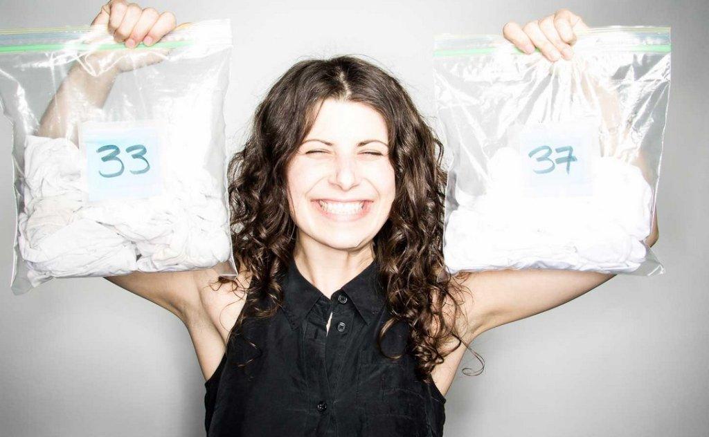 Pot i bawełna: firma Pheromone Parties organizuje spotkania, na których ludzie wąchają swoje przepocone koszulki