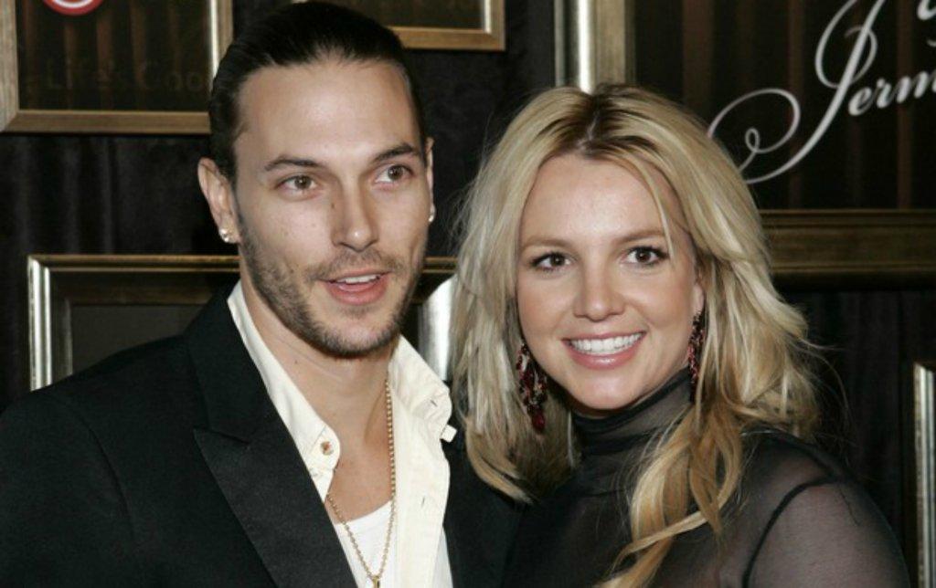 Kevin Federline i Britney Spears