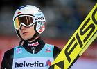 PŚ w skokach. Kadra robi testy w Zakopanem. Nie formy, tylko olimpijskich nart i kombinezonów na Turniej Czterech Skoczni