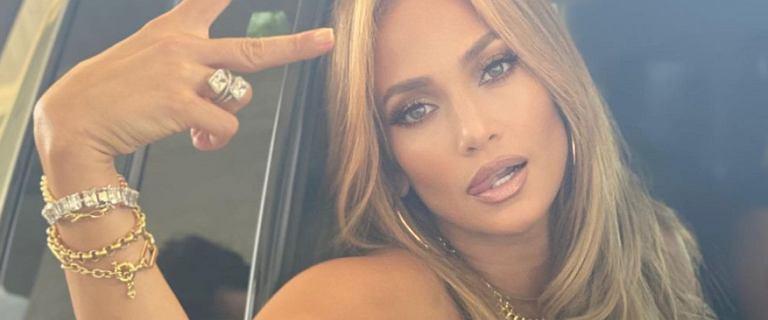 Jennifer Lopez pokazała się bez makijażu i doczepionych włosów. Jak wygląda w takiej wersji?