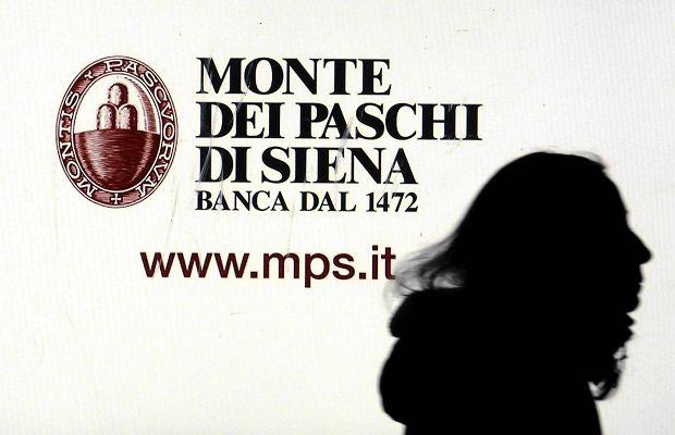 Fitch ostrzega włoskie banki. Zawieszone notowania Monte dei Paschi