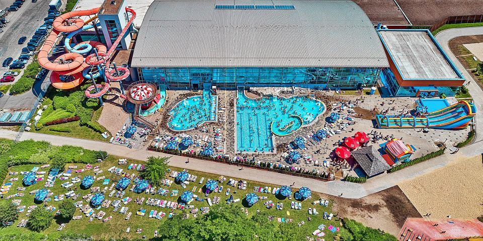 Półkolonie organizuje również wrocławski aquapark