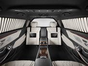 Mercedes-Maybach S600 Pullman Guard