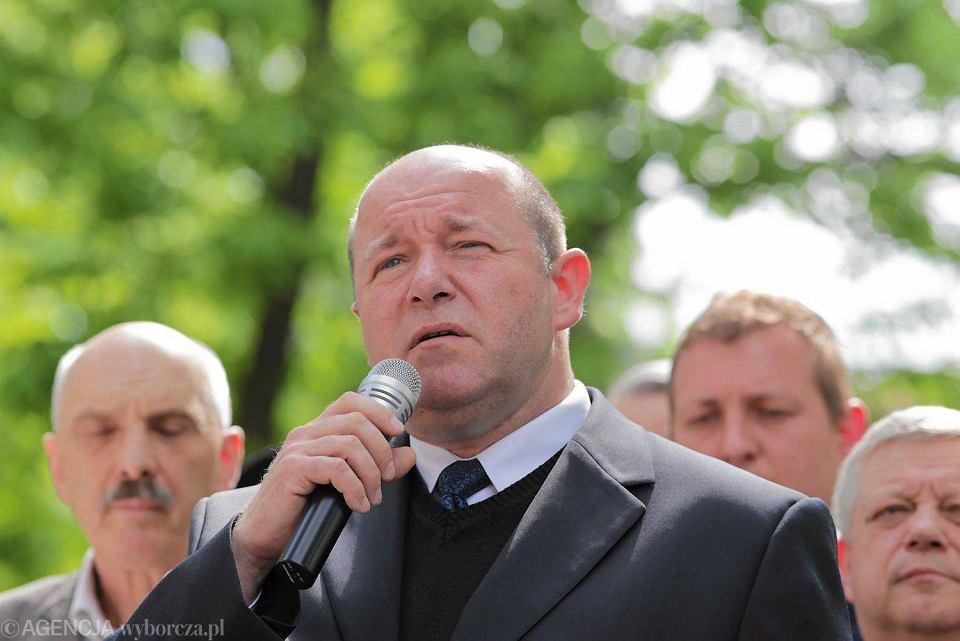 Piotr Kardela, dyrektor podlaskiego oddziału IPN