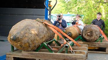 W Hanowerze znaleziono 3 bomby z czasów II wojny