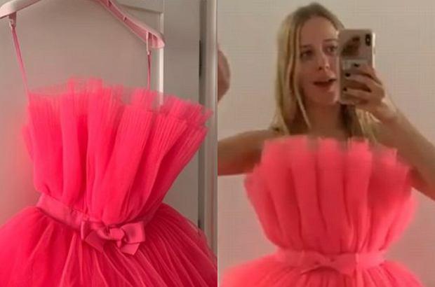 Jessica Mercedes na swoim InstaStory pokazała kreację na ślub swojej mamy. Blogerka ponownie nas nie zawiodła, a powiedzieć, że suknia jest ekstrawagancka, to nadal zbyt mało. Panna młoda zapewnia jednak, że jest zachwycona.