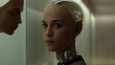 """Ex Machina"", reż. Alex Garland"