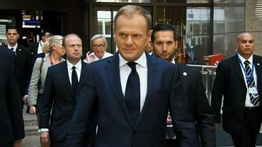 Donald Tusk opublikował film z planami na jesień