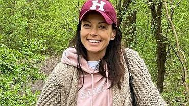 Katarzyna Glinka wybrała się na majówkowy spacer z synkiem