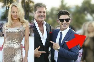 W Miami właśnie odbyła się premiera kinowej wersji 'Słonecznego patrolu'. Na czerwonym dywanie obok młodych aktorów z filmu (np. Zaca Efrona) pojawili się także aktorzy serialowi - nie zabrakło głównych gwiazd pierwotnego hitu - Davida Hasselhoffa czy Pameli Anderson. Dawna seksbomba w błyszczącej sukni faktycznie przyciągała wzrok, ale my z prawdziwym podziwem patrzyliśmy na jej koleżankę z planu i równolatkę -  Donnę D'Errico. Aktorka ma 49 lat, ale patrząc na jej idealnie gładką cerę, dawalibyśmy jej 20 lat mniej.