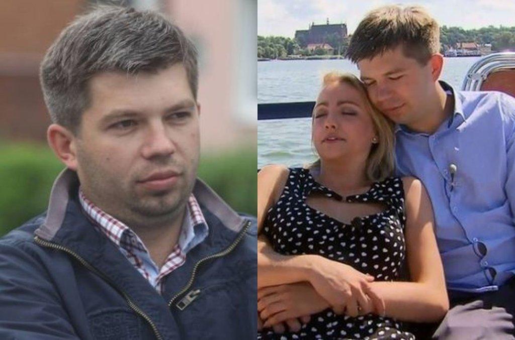 Paweł Szakiewicz i Natalia Wodzinowska