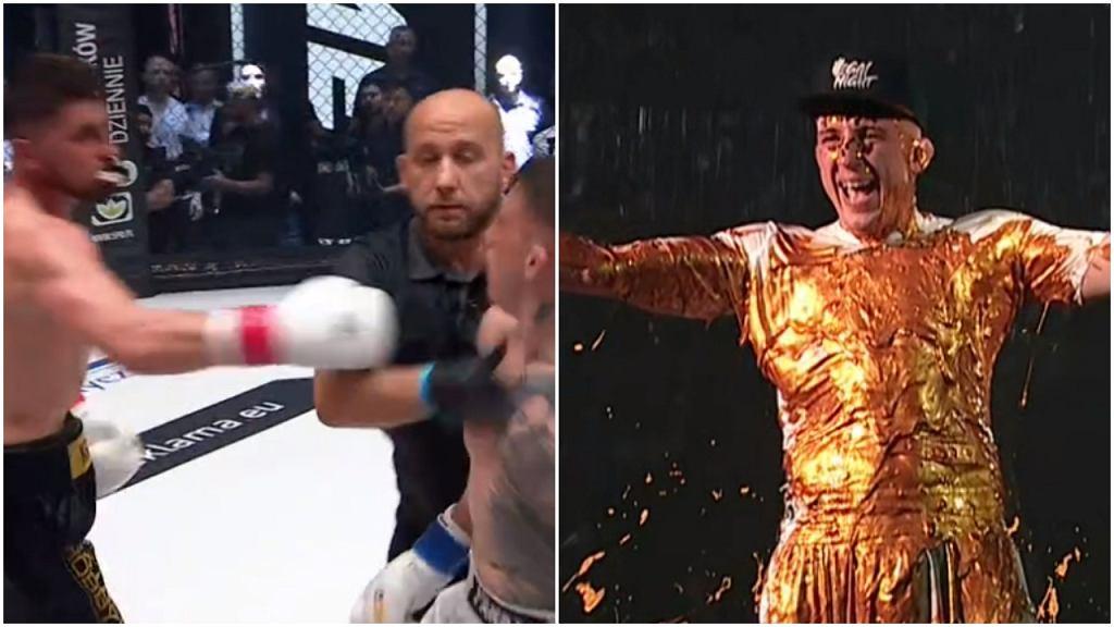 Norman Parke wygrał walkę wieczoru na FAME MMA 10 z Kasjuszem 'Don Kasjo' Życińskim