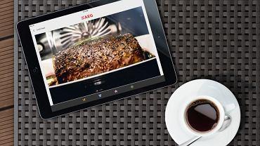 Dzięki programowi ProCombi Plus możemy podglądać na tablecie, na jakim etapie są przygotowywane w piekarniku dania.