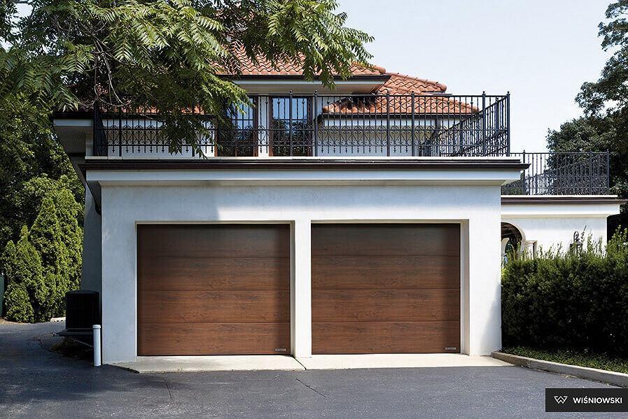 Brama garażowa z napędem automatycznym zwiększy komfort użytkowania