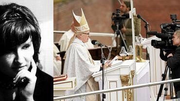 Anna Dryjańska, abp Michalik
